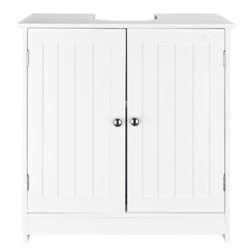 Storage Furniture Bathroom Sink Cabinet White