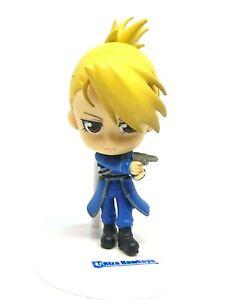 SQUARE ENIX FULLMETAL ALCHEMIST Riza Hawkeye 5cm toy plush model doll Figure