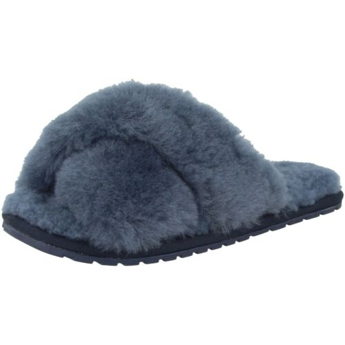 Emu Australia Mayberry Chaussures Chaussons Femmes Peau Lainee Slipper w11573-e020