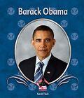Barack Obama by Sarah Tieck (Hardback, 2010)