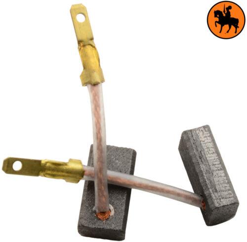 NEW Carbon Brushes CASALS AG10 grinder 5x8x15mm