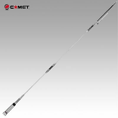 COMET UHV-4 QUAD-BAND MOBILE ANTENNA 29/50/146/444 MHZ  AUTHORIZED COMET DLR F/S