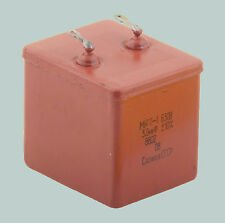 3.9 uF 630 V RUSSIAN PAPER IN OIL PIO AUDIO CAPACITOR MBGP МБГП–1