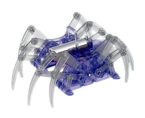 5031 Electronic Spider,8 to race and learn of solar energy