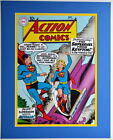 ACTION COMICS #252 COVER PRINT Professionally Matted DC 1st App Supergirl