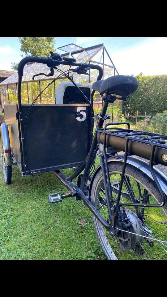 Elcykel, Christiania cykel