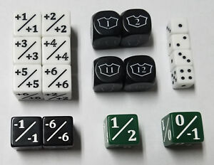 MTG-Dice-Starter-Set-18-Unique-Counters-for-CCGs-like-Magic-The-Gathering