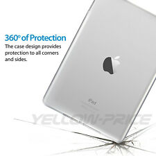 Thin Shockproof Clear TPU Jelly Gel Rubber Soft Case Cover For iPad Air 2/ipad 6