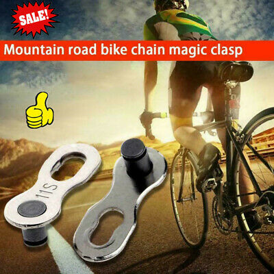 5 pairs MTB Speed Bicycle Connector Bike Joint Chain Set Master Link Lock R7J8