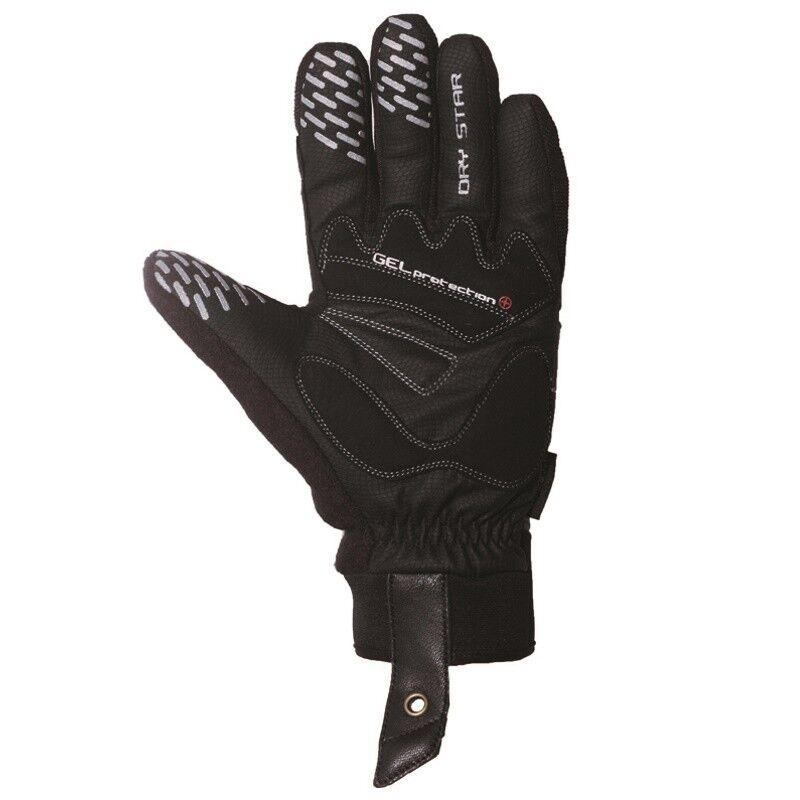 Chiba Dry Star Plus Handschuhe versch. Größen Neongelb Atmungsaktiv Atmungsaktiv Neongelb Winddicht f7d3f8