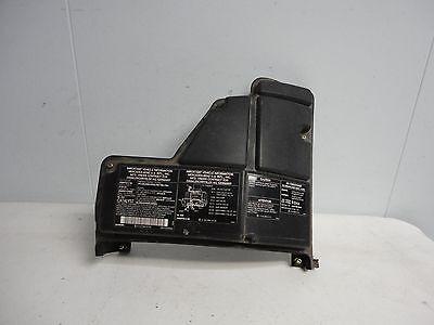 2002-2005 Mercedes ML320 ML350 ML500 Fuse Box Cover OEM ...