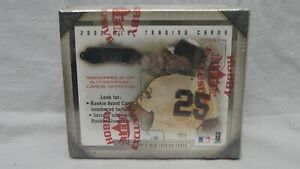2002-Fleer-Showcase-Baseball-Hobby-Box-24-Packs-Factory-Sealed