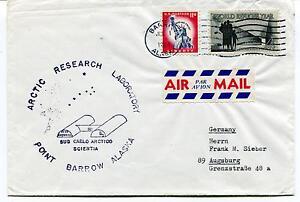 1964 Point Barrow Alaska Arctic Research Laboratory Station Polar Cover Performance Fiable