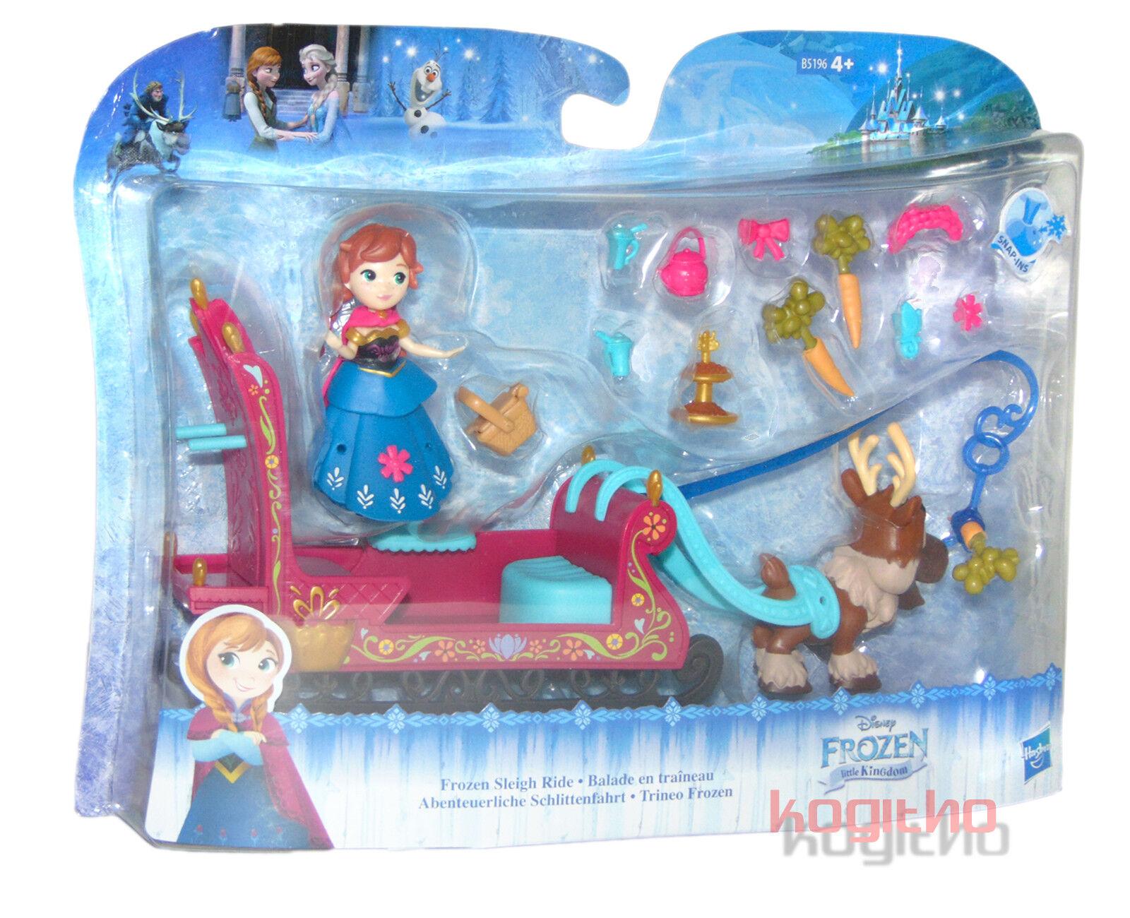 B5194eu4 Ice Kingdom Queen Little Hasbro da Pratico Set gioco uJlTKc3F15