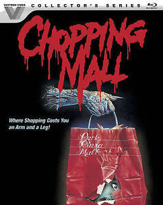 Chopping-Mall-Vestron-Video-Collector-039-s-Series-New-Blu-ray-L