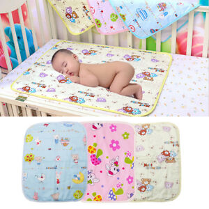 Baby-Infant-Diaper-Nappy-Urine-Mat-Kid-Waterproof-Bedding-Changing-Cover-Pad