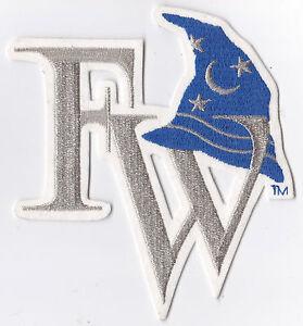 Fuerte-Wayne-Wizards-Minor-Liga-Beisbol-Blanco-Hogar-Camiseta-Defunct-Equipo-UTP
