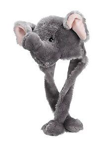 Tier Mütze Plüsch Mütze Elefant