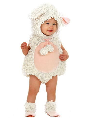 Little Laura Agneau Mouton Costume Infant Baby Toddler 6 9 12 18 24 mois 2 2 T