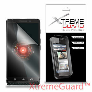 NEW-XtremeGuard-Clear-LCD-Screen-Protector-Shield-Skin-For-Motorola-Droid-Mini