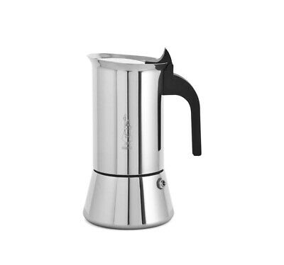 Induction Stovetop Coffee Maker 6 Cups