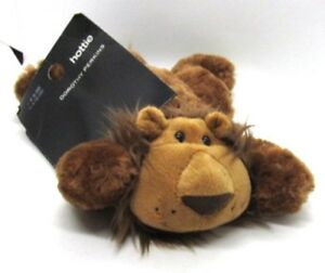 Dorothy-Perkins-Lion-Hottie-Soft-Cuddly-Microwave-Lavender-Scent-Hot-Heated-Pad