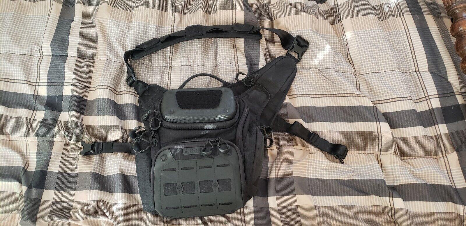 Zaino Militare Tattico Maxpedition Wolfspur™ Crossbody Shoulder Bag