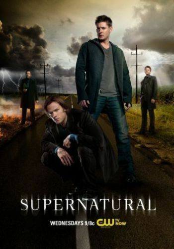 "Supernatural Poster Mini 11/""X17/"""
