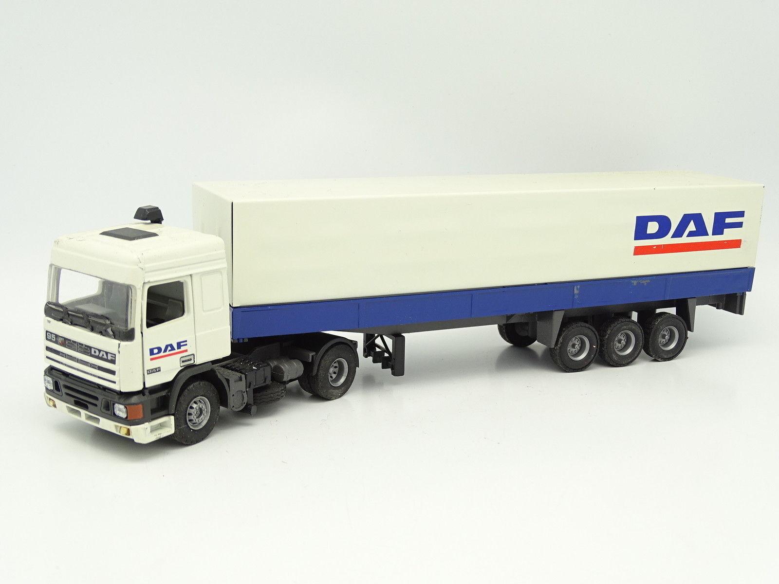 Tekno daf 1 50 - 95 Seed trailer daf