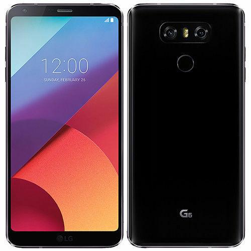 LG G6 H872 32GB Factory GSM Unlocked QHD Dual 13MP 4G LTE Smartphone