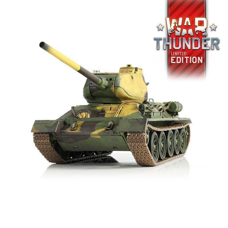 Forces of Valor 1 24 T-34 T-34 T-34 85 infrarossi IR Combattimento autoro armato R C DA Waltersons  NUOVO  4c3ac6
