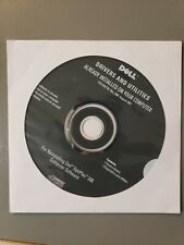 CD DRIVERS AND UTILITIES FOR REINSTALLING DELL OPTIPLEX 330 New Sealed