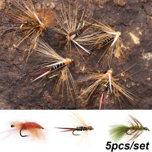 Kuenstlich-Fliegen-Lure-Bionische-Koeder-Garnelen-Fliege-Forellenfischen-Lures