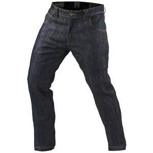 Trilobite Ton Up Jeans Herren Hose Motorrad Handgefertigt Hochwertig Blau Exzellente QualitäT