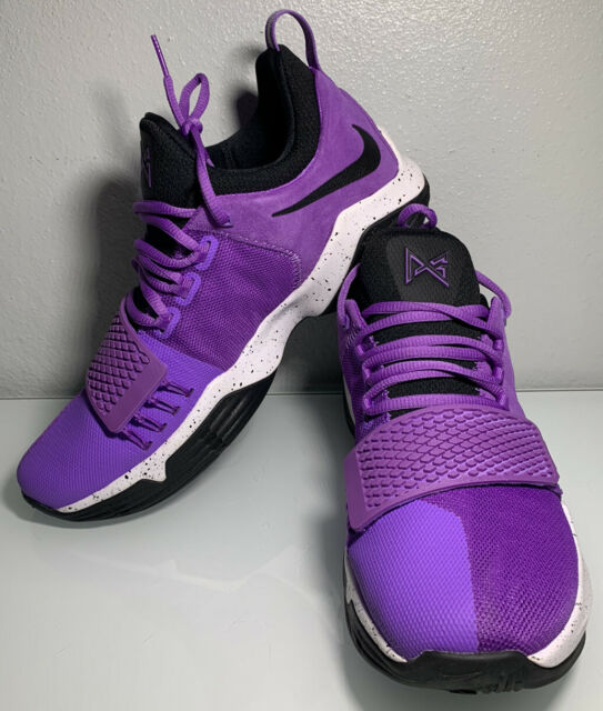 Size 9 - Nike PG 1 Bright Violet 2017