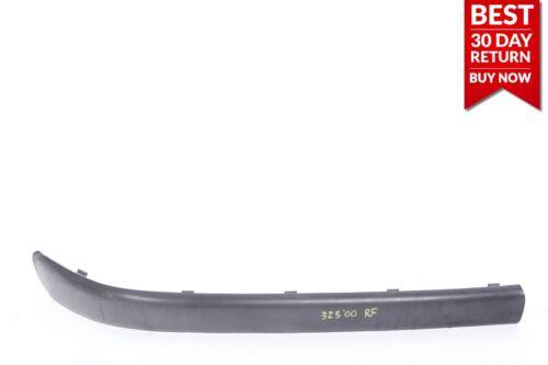 Details about  /99-02 BMW 323i FRONT RIGHT PASSENGER SIDE BUMPER STRIP TRIM 8195290 A12 OEM