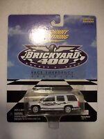 Johnny Lightning 1997 Chevy Tahoe White Lightning Race Emergency - Brickyard 400