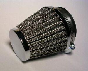 filtre air moto style kn 39 mm 1 pc air filter carbu. Black Bedroom Furniture Sets. Home Design Ideas