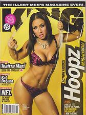 OCT 2008 - KING magazine - HOOPZ