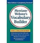 M-W Vocabulary Builder by Mary Wood Cornog (Paperback, 2010)