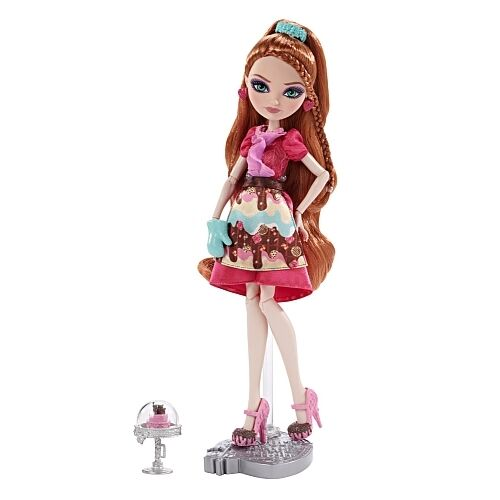 Ever After High Sugar Coated Holly O/'Hair Daughter of Rapunzel Doll