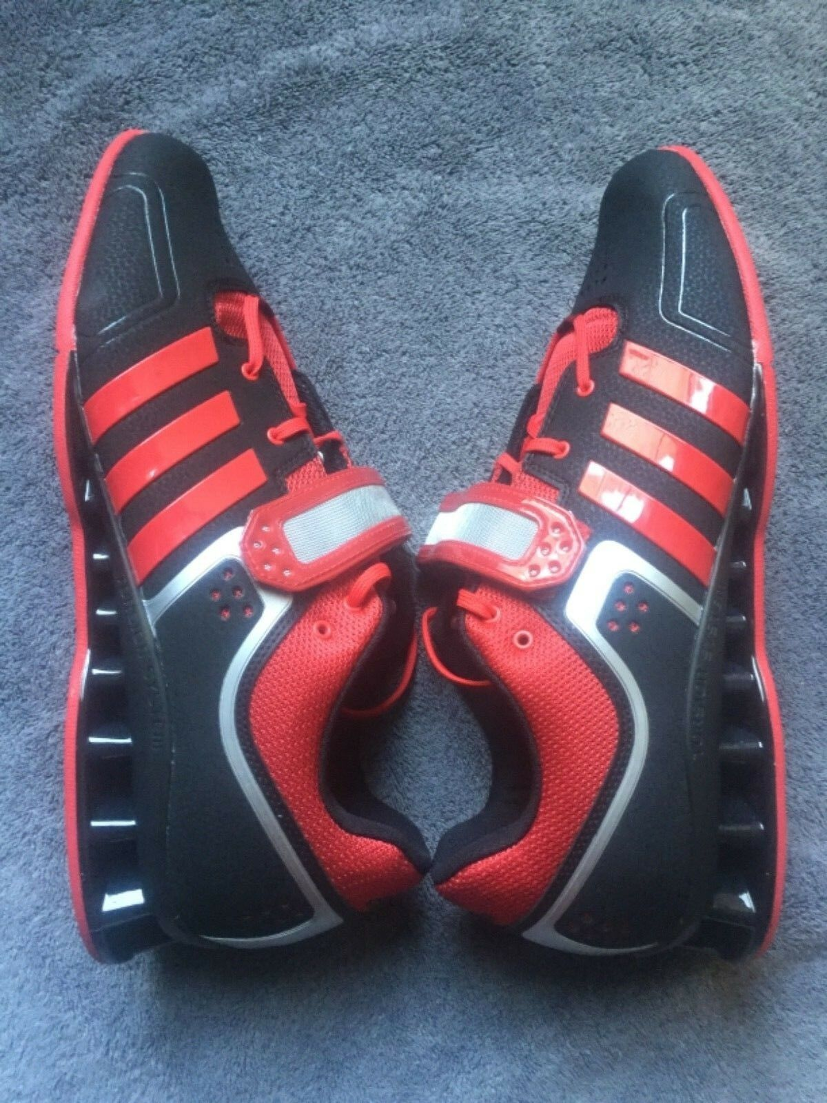 Adidas Adipower Weightlift (M21865) Weightlifting Shoes Men's Size: 15 MSRP 200