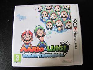 jeux-nintendo-3DS-Mario-amp-Luigi-Dream-Team-Bros