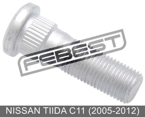 Lug Nut For Nissan Tiida C11 2005-2012 Wheel Bolt