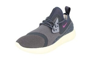 brand new 95b56 c4682 Image is loading Nike-Womens-Lunarcharge-Essential -Running-Trainers-923620-Sneakers-