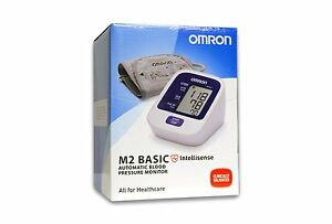 Tensiometro de Brazo Omron M2 Inteligente Deteccion Arritmias Digital Pulsometro