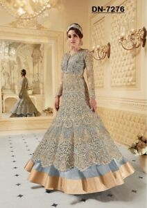 65c5734b89f Image is loading Heavy-Work-Pakistani-Bridal-Anarkali-Suit-Designer-Indian-