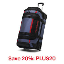 "Samsonite Ripstop 35"" Rolling Duffel, 20% off: PLUS20"