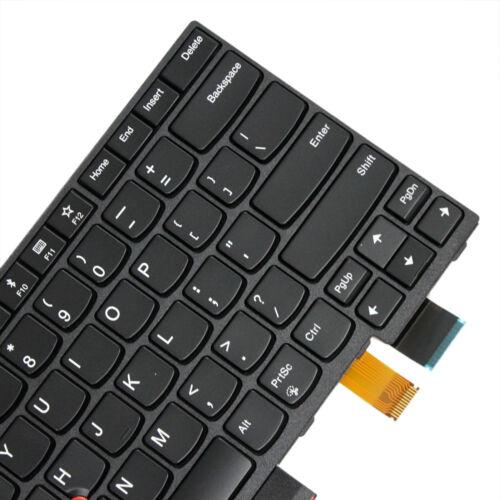 NEW For Lenovo IBM ThinkPad T470 01AX569 SN20L72890 01AX487 Backlit Keyboard USA