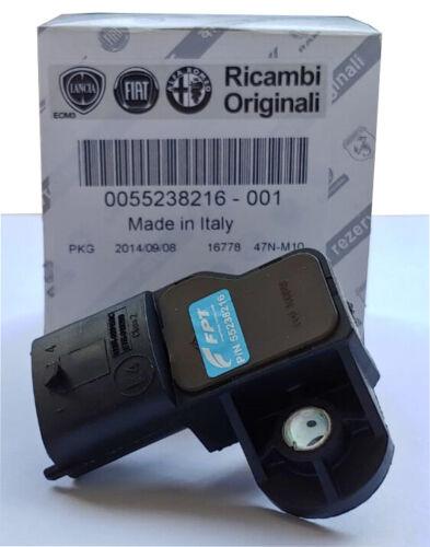 SENSORE DI PRESSIONE GAS GPL LPG ORIGINALE FIAT 55238216 5,5 BAR RAIL 100848